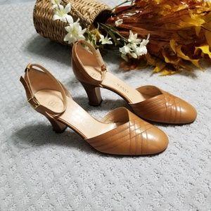 Bruno magli Mary Jane heel sandal